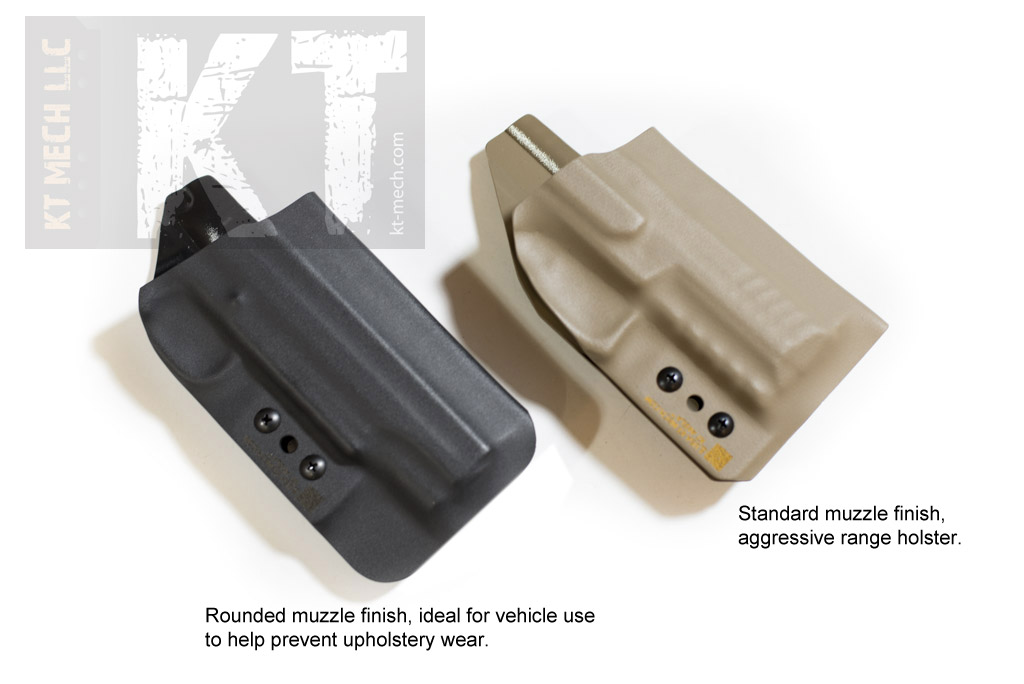 KT - Custom Holsters All Weather